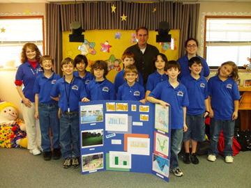 CLC Elementary Robotics Team Takes Top Prize
